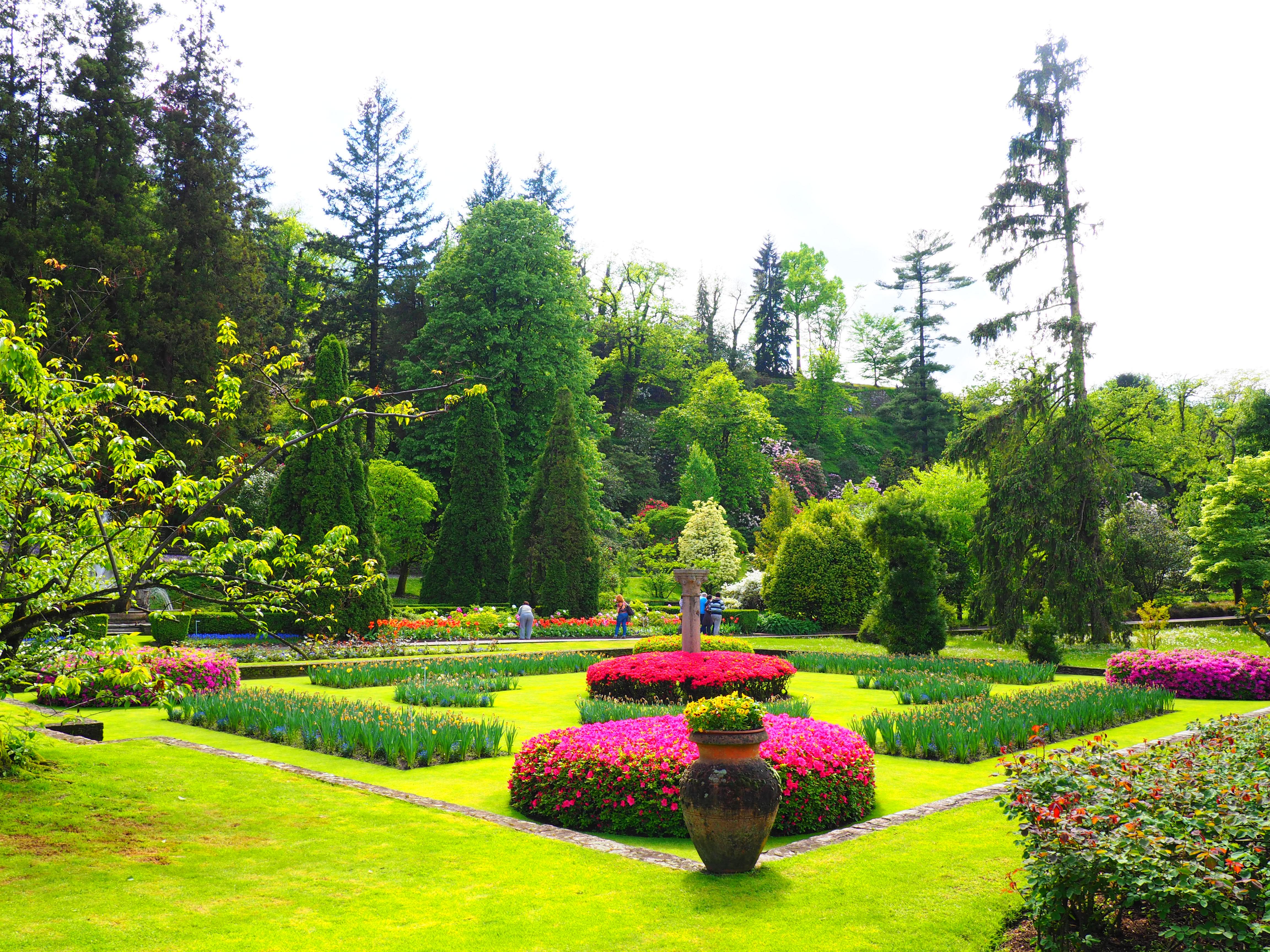 Villa taranto gardens lake maggiore only a travel song for Giardini meravigliosi